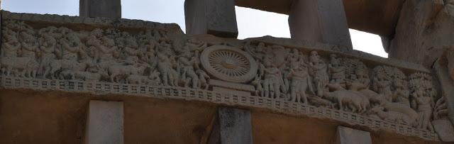 14.5+Stupa+1+Western+Toran+-+First+Sermon+at+Sarnath