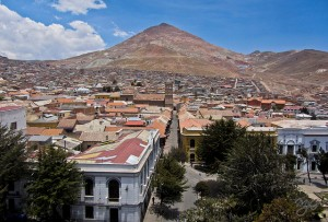City of Potosí