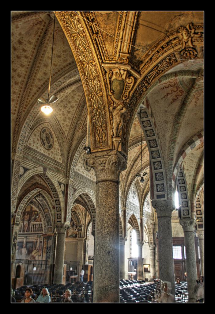 Church and Dominican Convent of Santa Maria delle Grazie