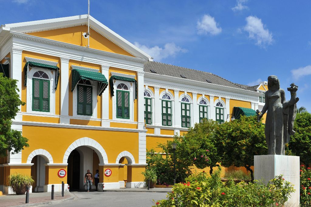 Fort Amsterdam Punda Curacao