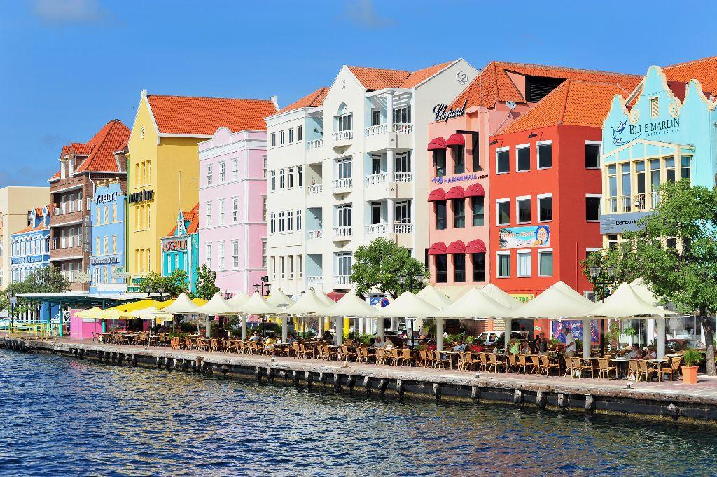 Restaurants Handelskade Punda Curacao