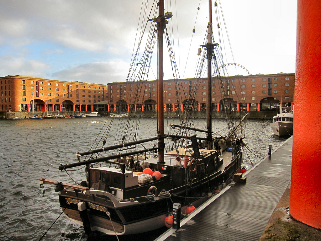 Liverpool – Maritime Mercantile City