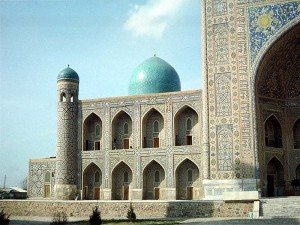 Samarkand – Crossroad of Cultures