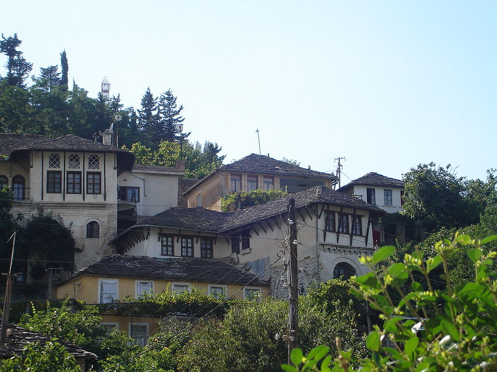 Historic Centres of Berat and Gjirokastra