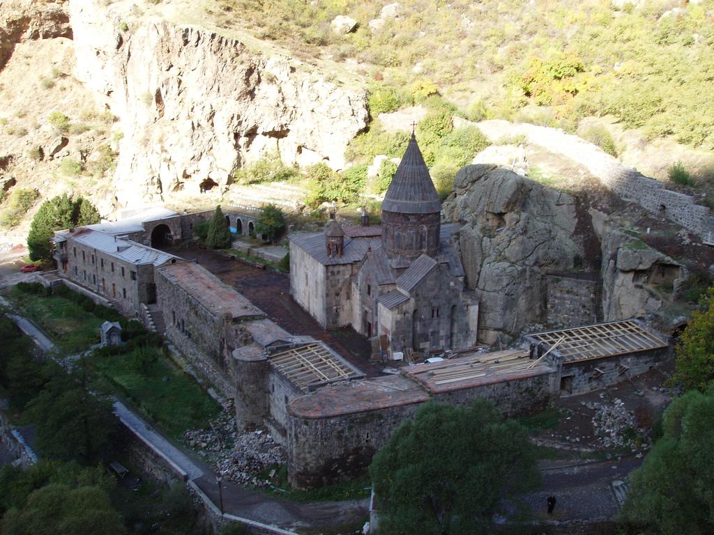 Monastery of Geghard