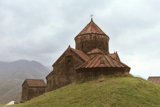 Monasteries of Haghpat and Sanahin
