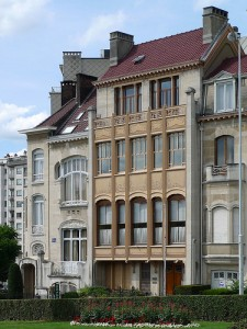 Major Town Houses of the Architect Victor Horta (Brussels)
