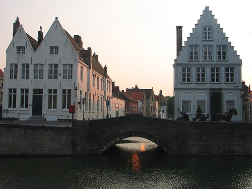Historic center of Brugge