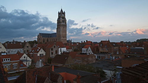 Historic center of Brugge