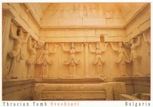 Thracian Tomb of Sveshtari