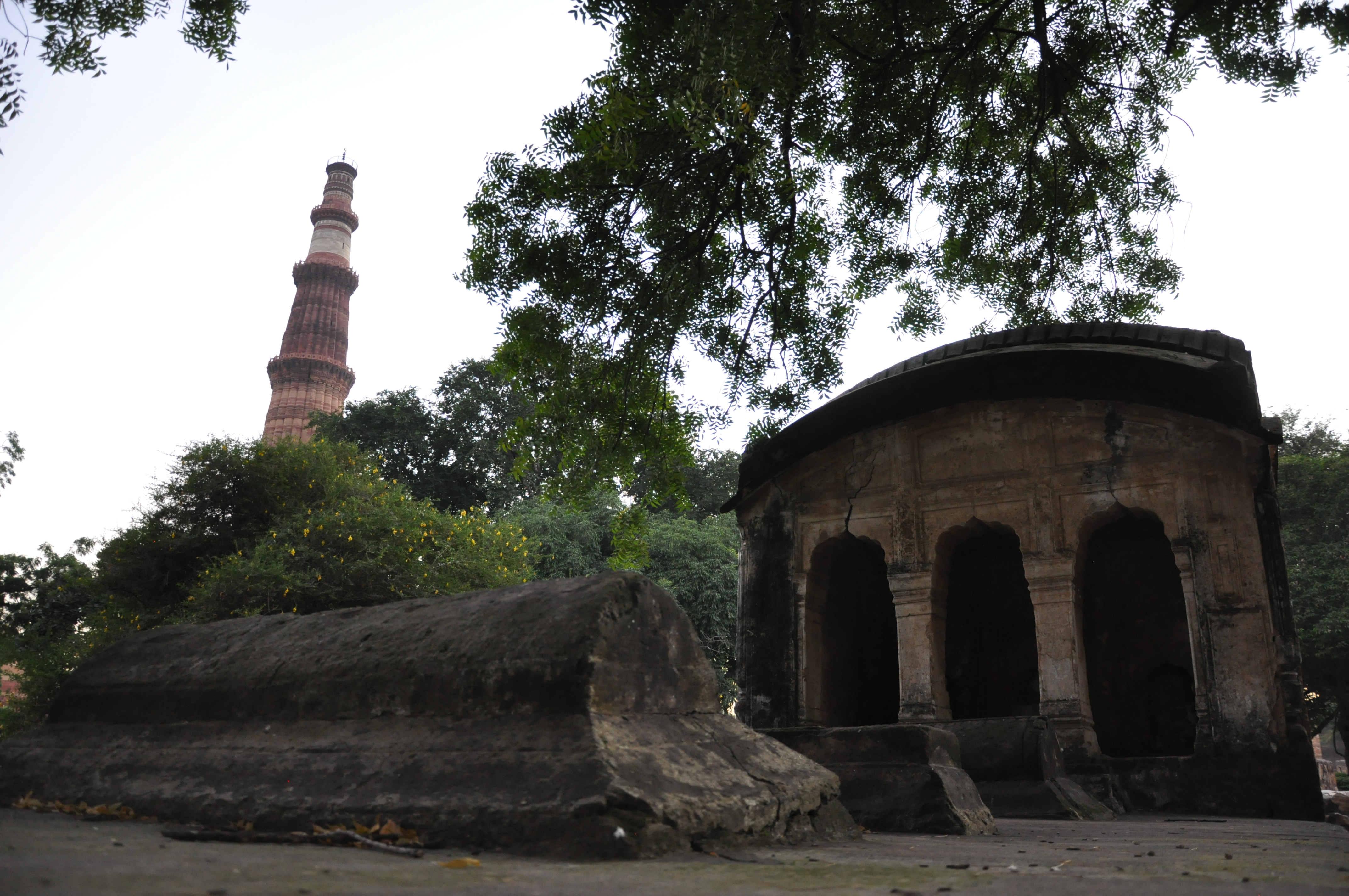 Qutb Minar and monuments