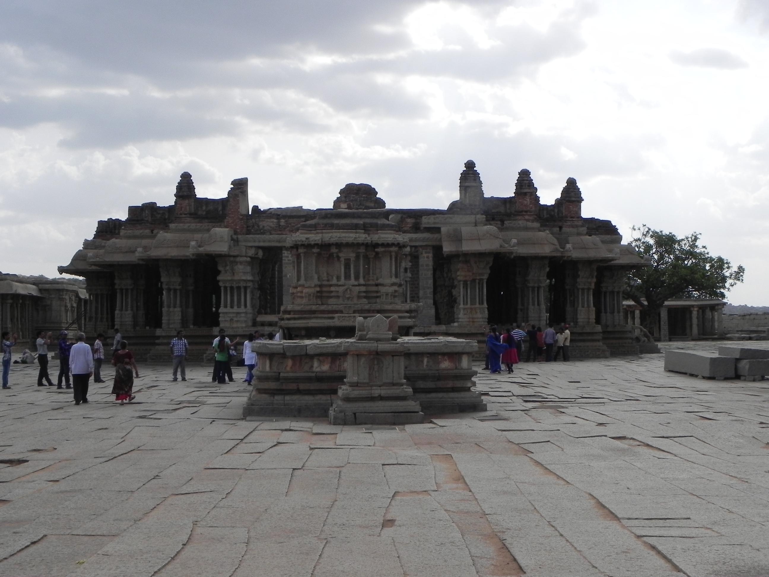 Hampi Monument