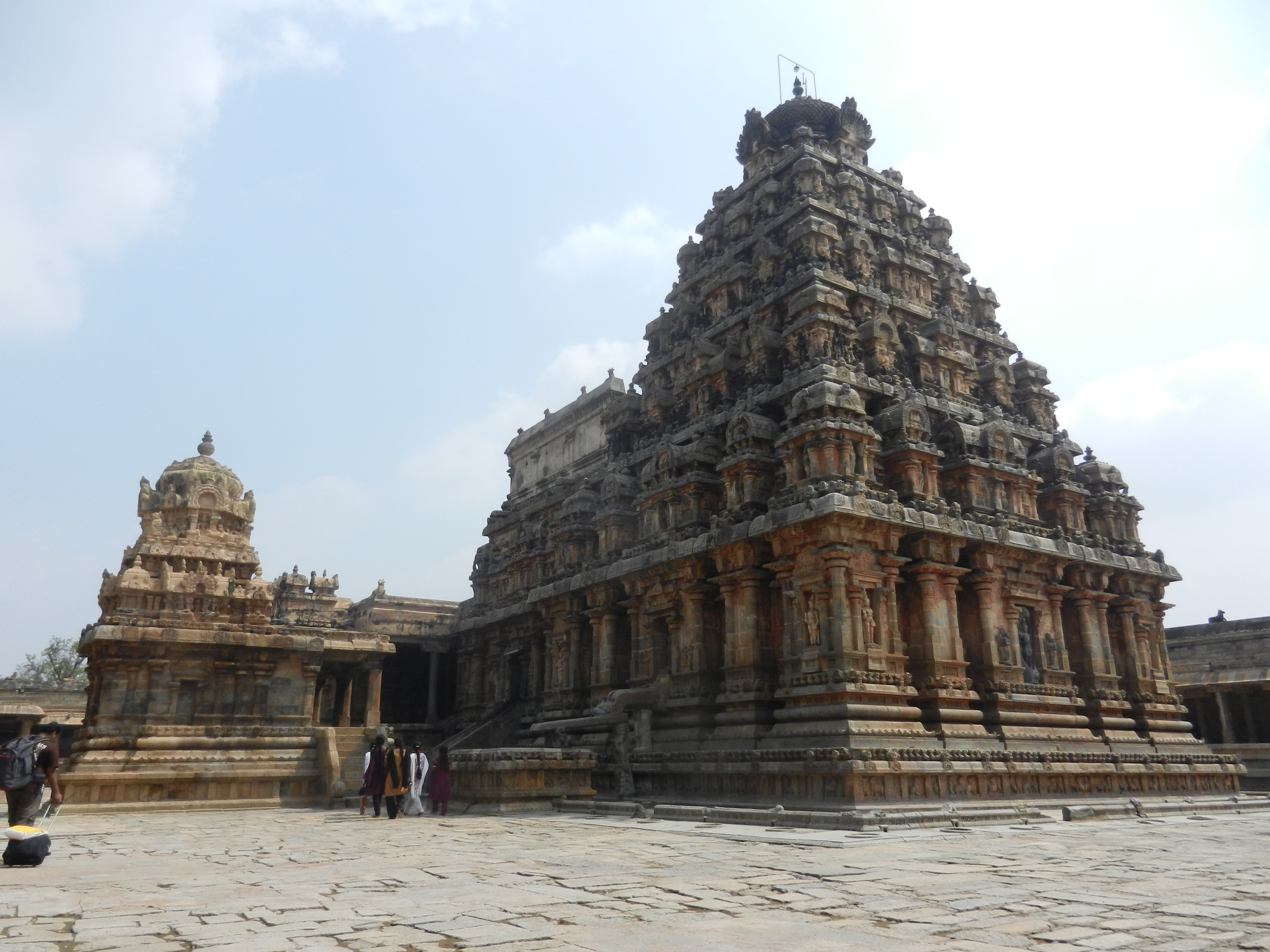 Chola Temple Darasuram