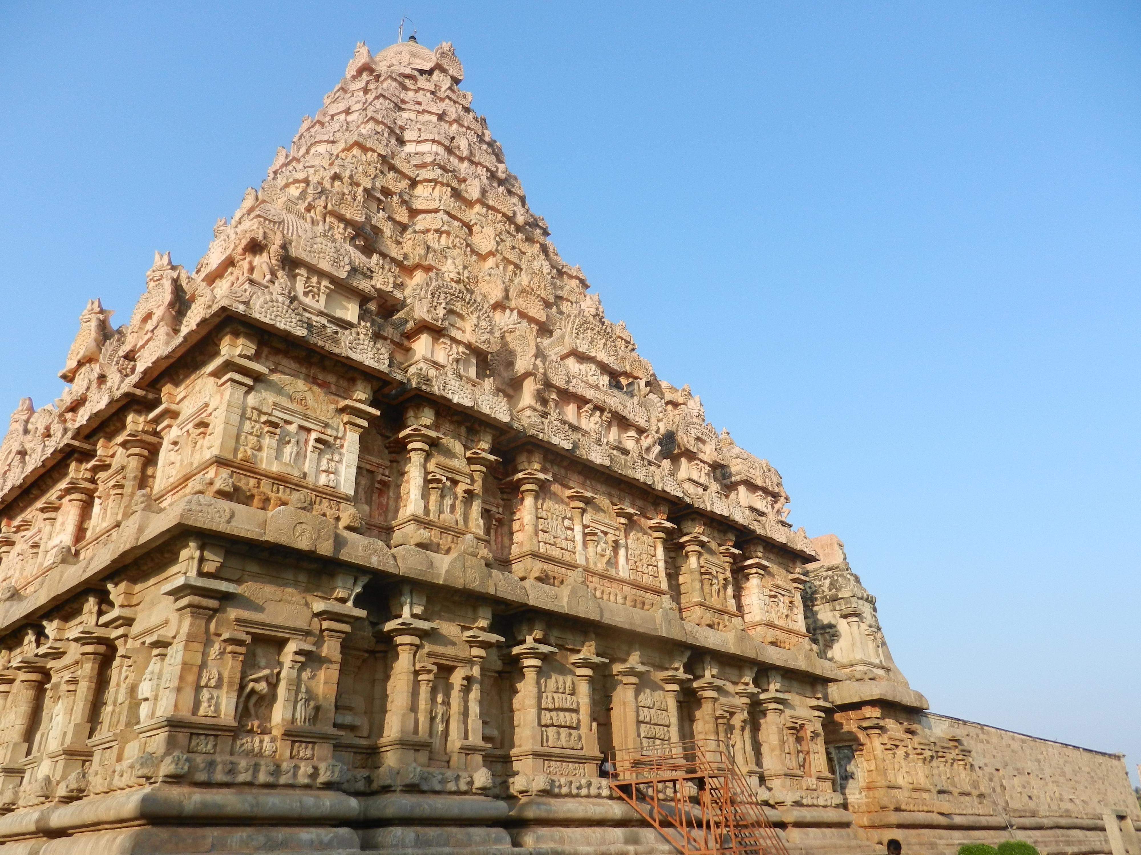 Chola Temple Gangaikondacholapuram1