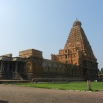 Chola Temple Thanjavur