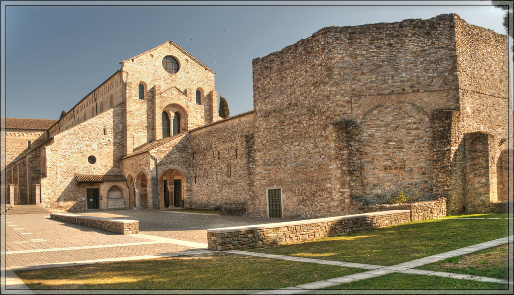 Archaeological Area and the Patriarchal Basilica of Aquileia