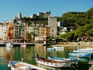 Portovenere, Cinque Terre, and the Islands (Palmaria, Tino and Tinetto)