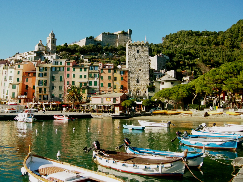 Portovenere, Cinque Terre, and the Islands (Palmaria, Tino and Tinetto)