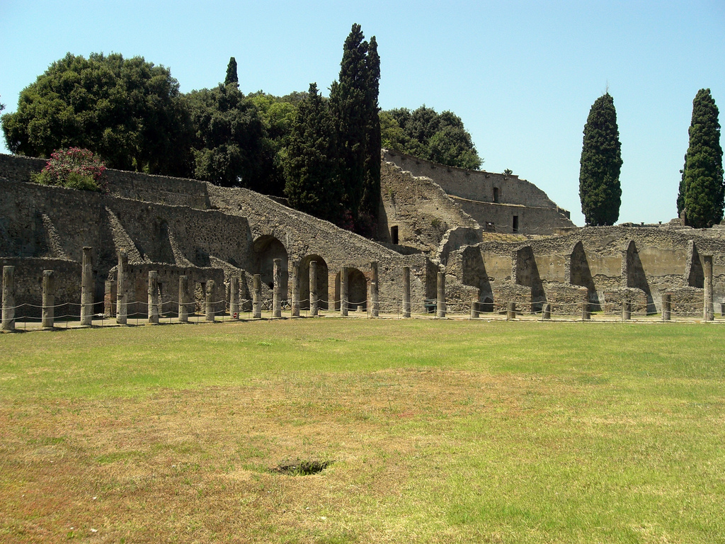 Archaeological Areas of Pompei, Herculaneum and Torre Annunziata