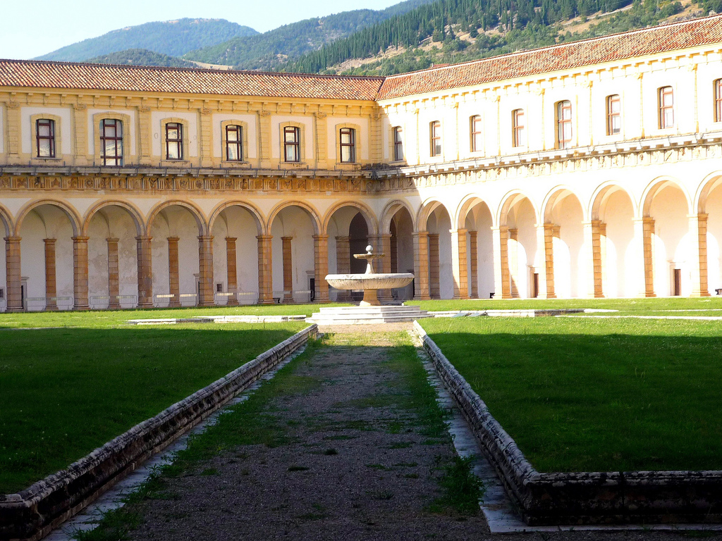 Cilento and Vallo di Diano National Park with the Archeological Sites of Paestum and Velia, and the Certosa di Padula