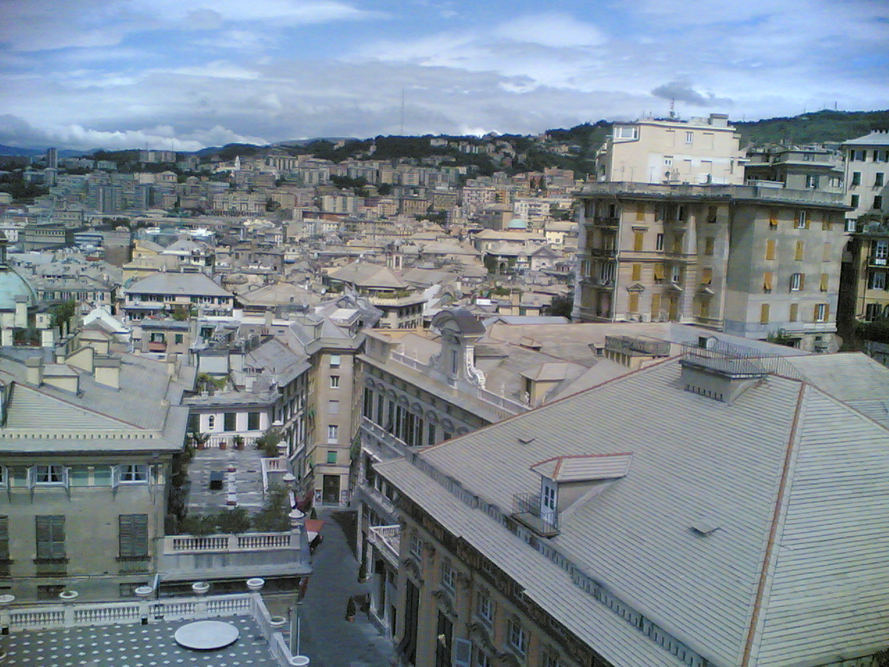 Genoa: Le Strade Nuove and the system of the Palazzi dei Rolli