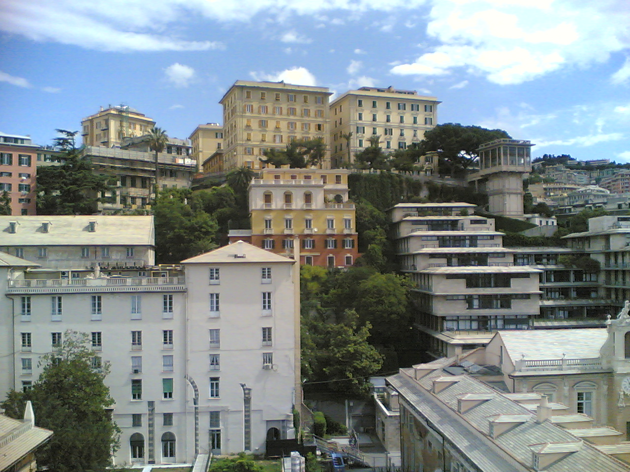 Genoa: Le Strade Nuove and the system of the Palazzi dei Rolli