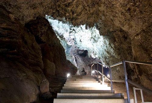 Swartkrans caves