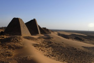 Archaeological Sites of the Island of Meroe