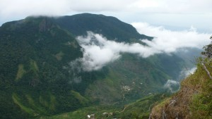 Central Highlands of Sri Lanka