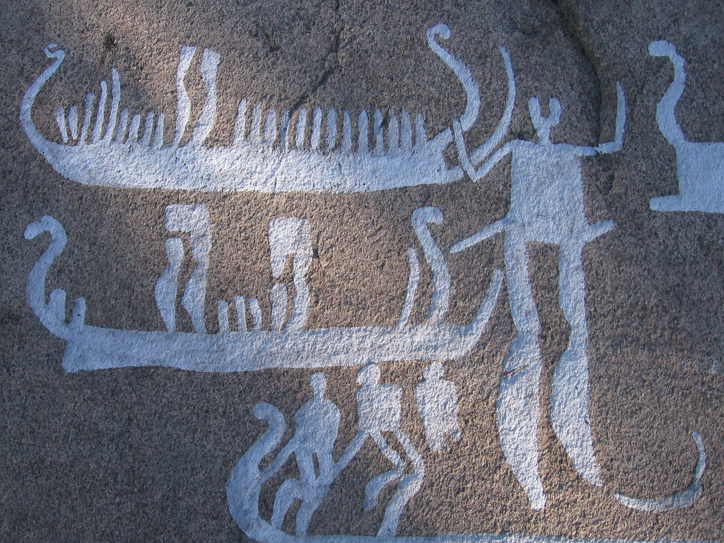 Rock Carvings in Tanum