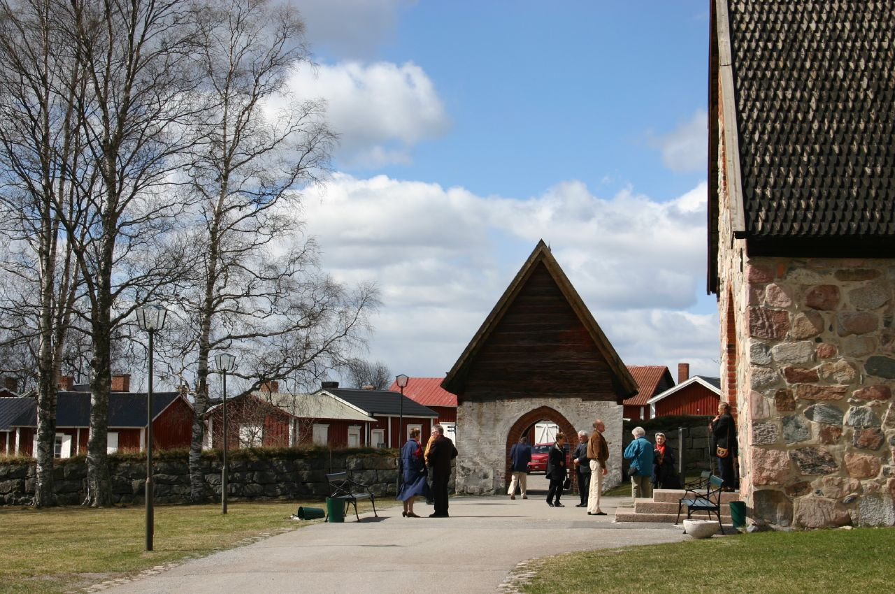 Church Village of Gammelstad, Luleå