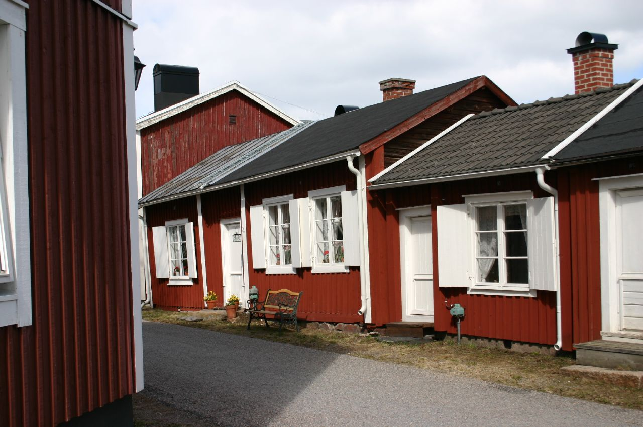 Church Village of Gammelstad, Luleå