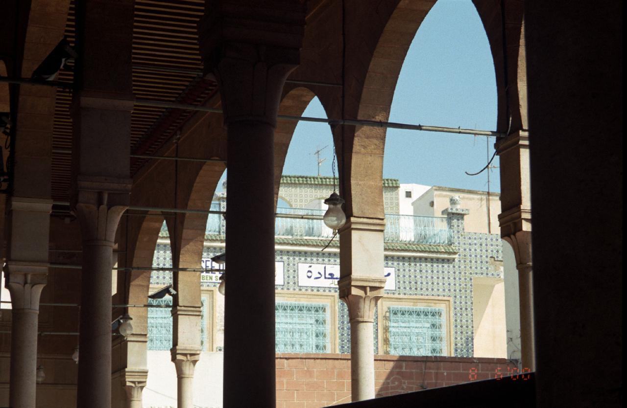 Medina of Tunis