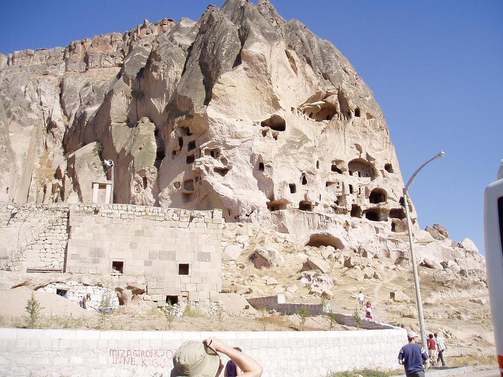Göreme National Park and the Rock Sites of Cappadocia