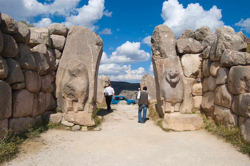 Hattusha: the Hittite Capital