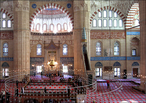 Selimiye Mosque and its Social Complex