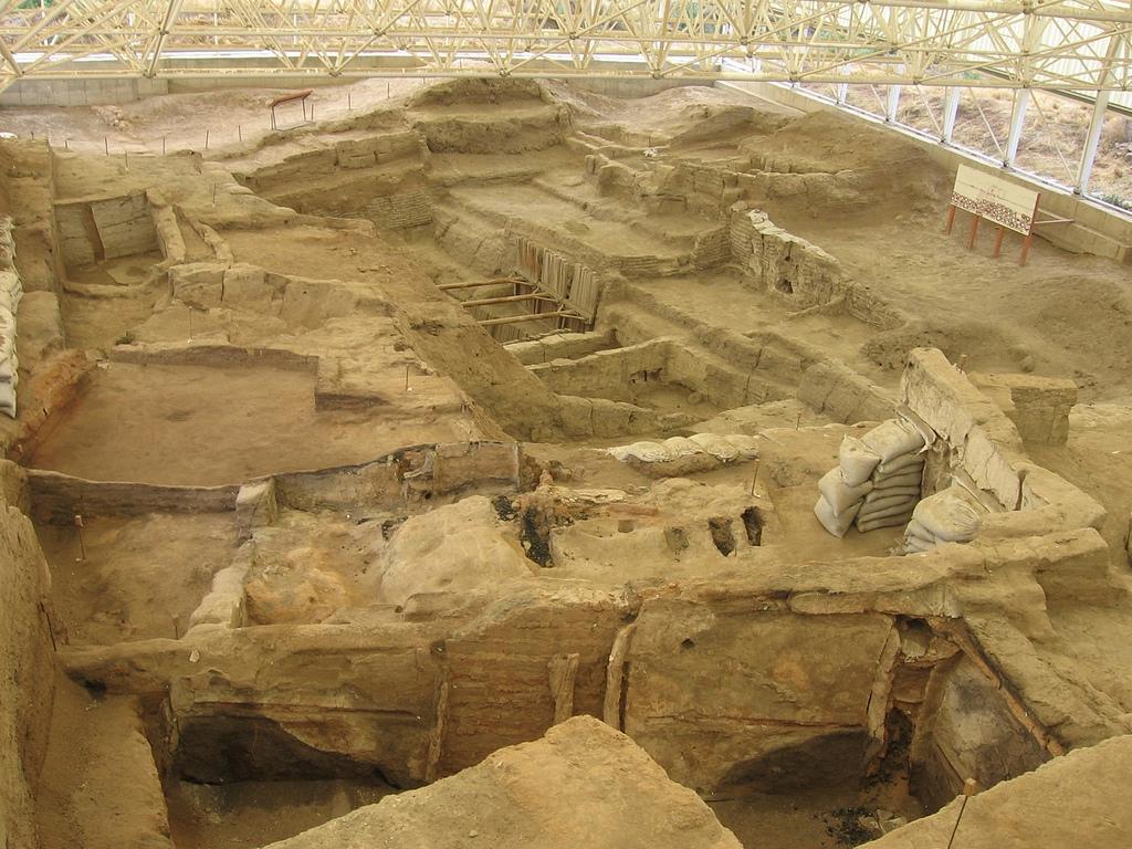Neolithic Site of Çatalhöyük