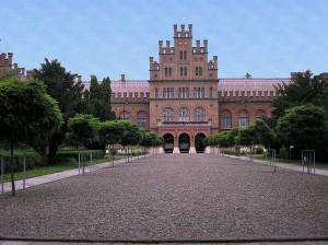 Residence of Bukovinian and Dalmatian Metropolitans