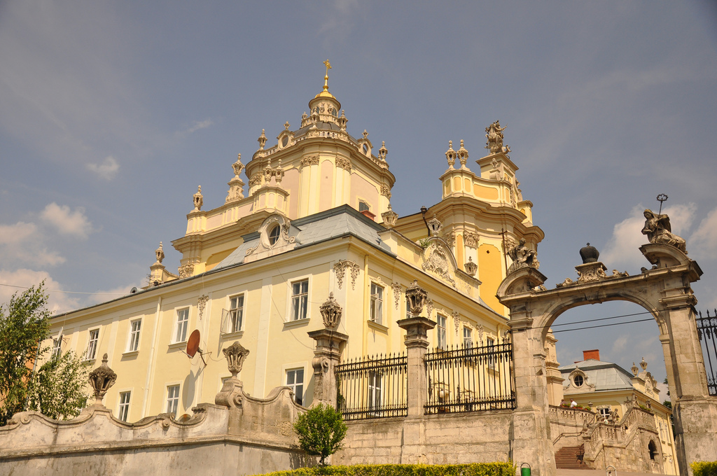 L'viv – the Ensemble of the Historic Centre