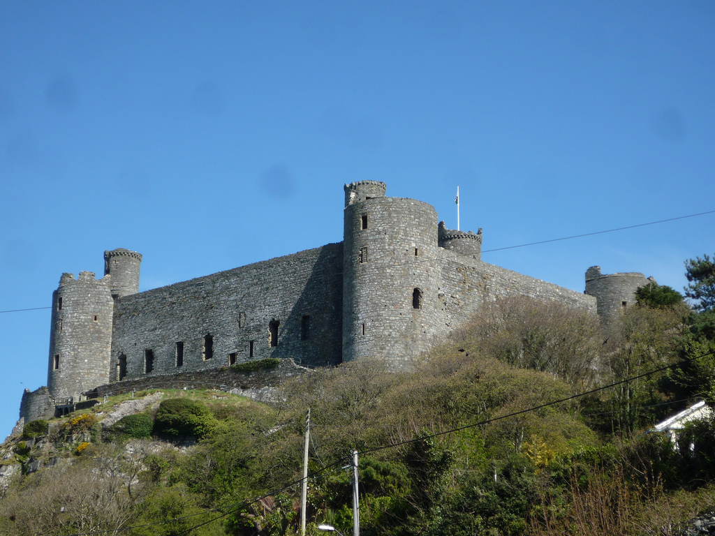 Castles and Town Walls of King Edward in Gwynedd