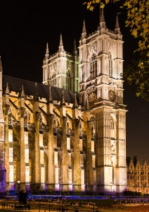 Westminster Palace, Westminster Abbey and Saint Margaret's Church