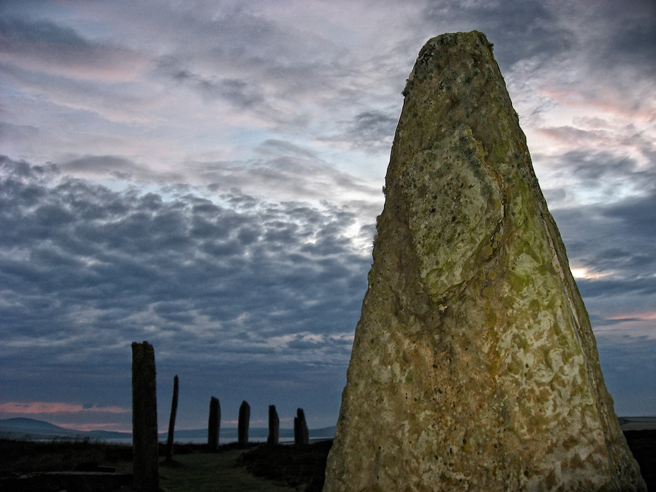Heart of Neolithic Orkney
