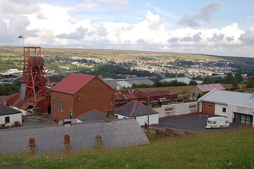 Blaenavon Industrial Landscape