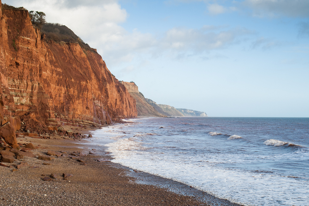Dorset and East Devon Coast