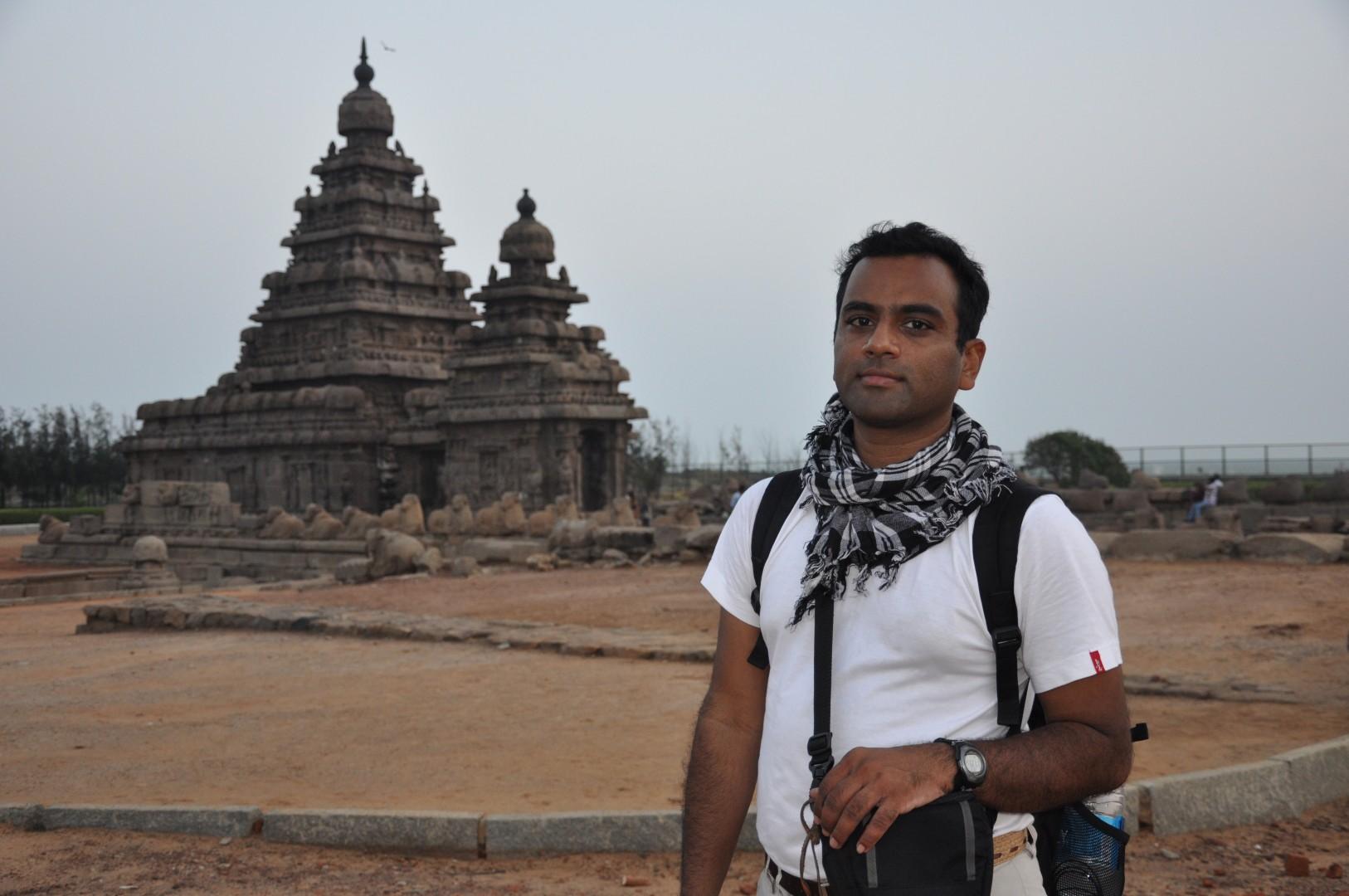 Mahabalipuram 2 (Large)