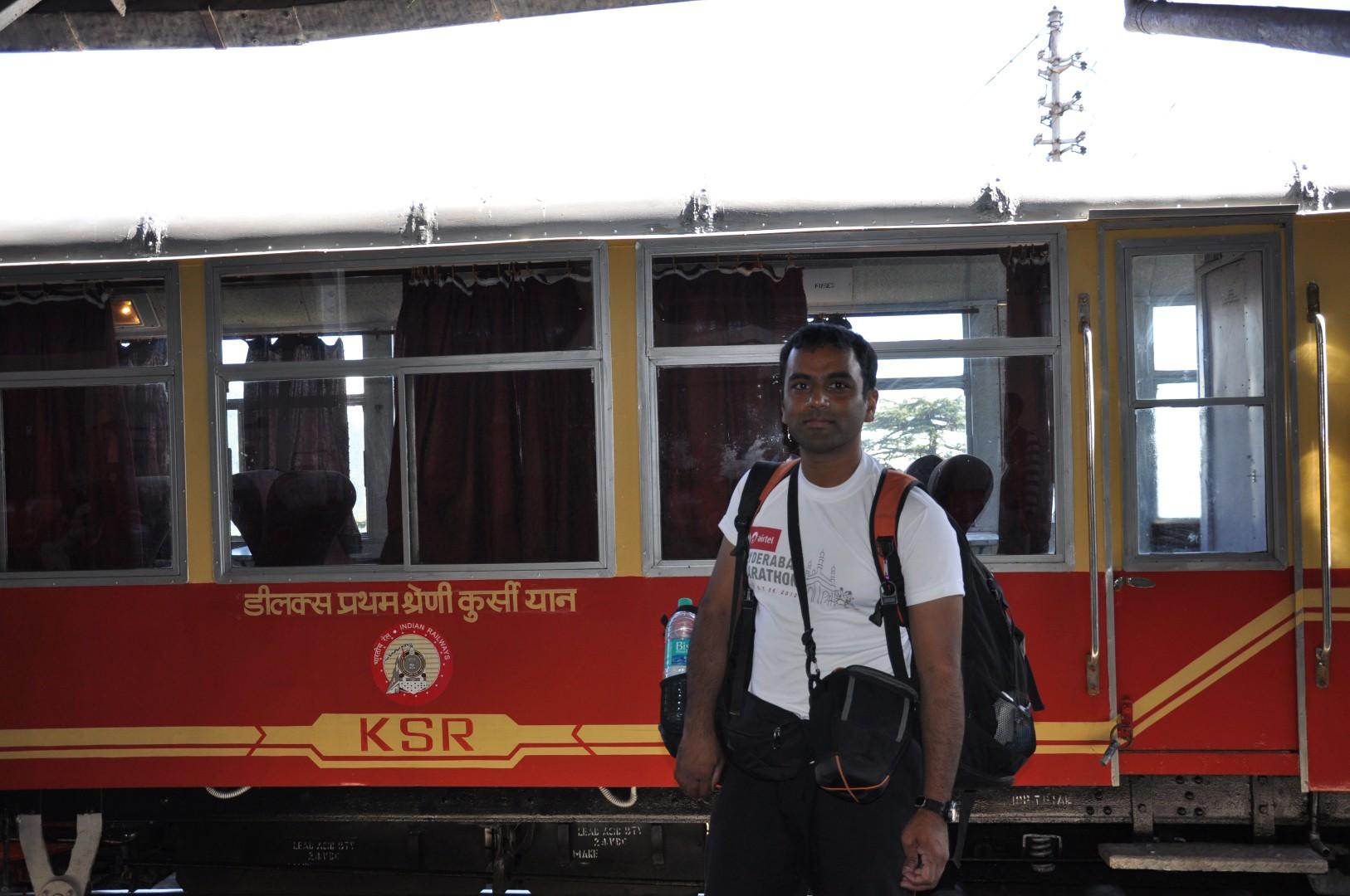 Shimla Kalka Railway (Large)