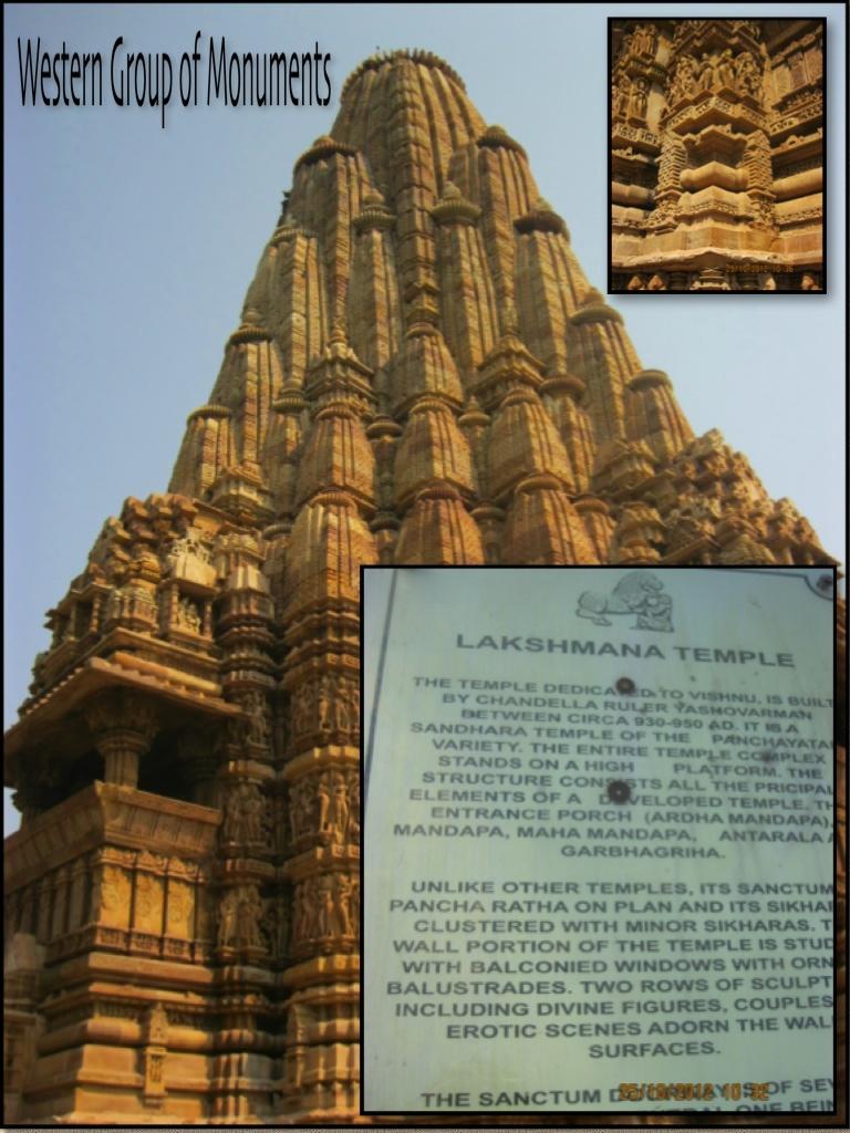 Group of Monuments Khajuraho
