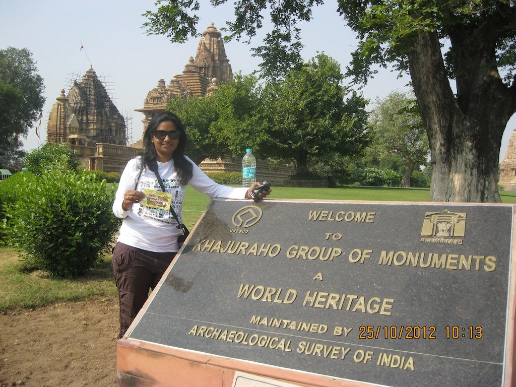 Group of Monuments - Khajuraho