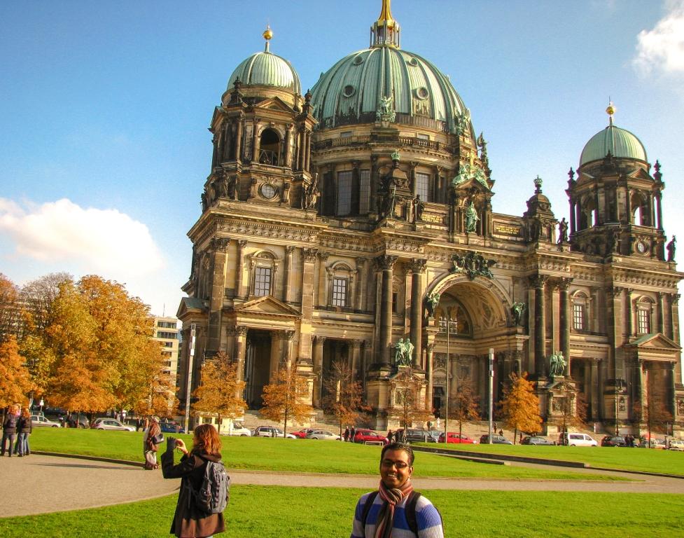12. Berlin Museumisland