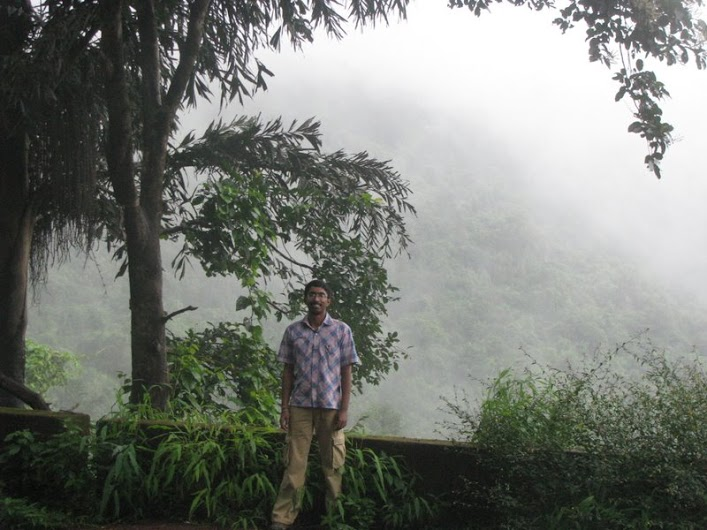 In the Western Ghats